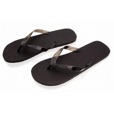 Image of Flip Flops with Translucent Strap
