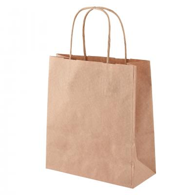 Image of Mini Kraft Carrier Bag Digital Print